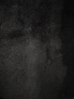 Mur en pierre noire naturelle