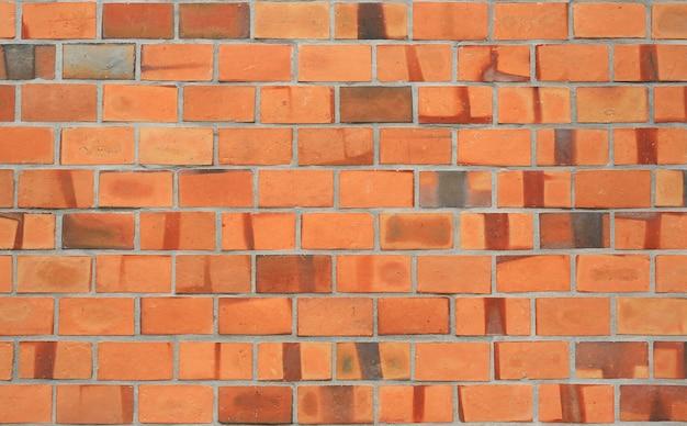 Mur de pierre rouge abstrait