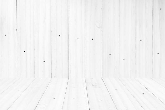 Mur de plancher de texture du bois de planche vide.