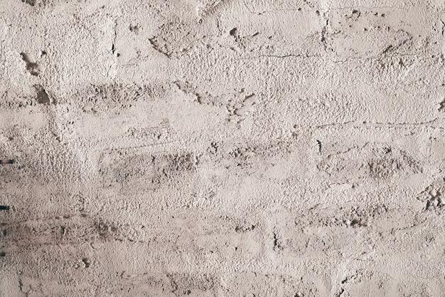 Mur de plâtre en béton. texture rugueuse de style loft.