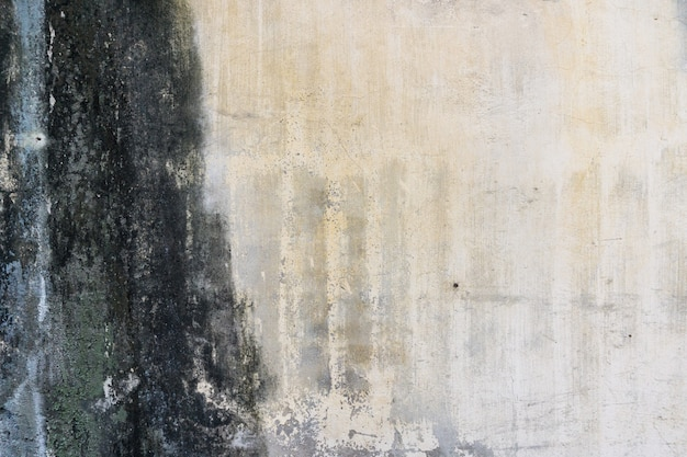 Mur sale rétro