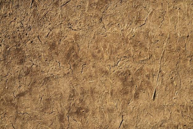 Mur de sol maison