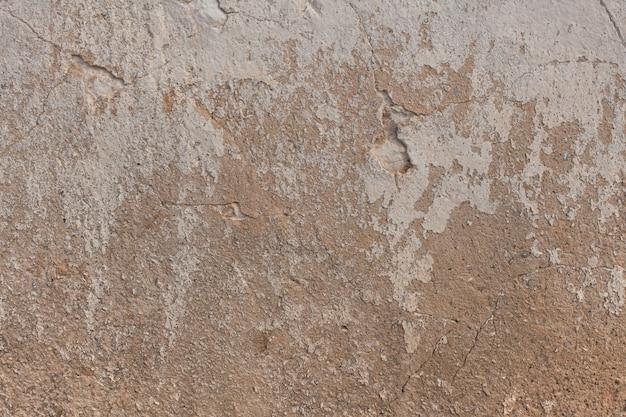 Mur en stuc cracked