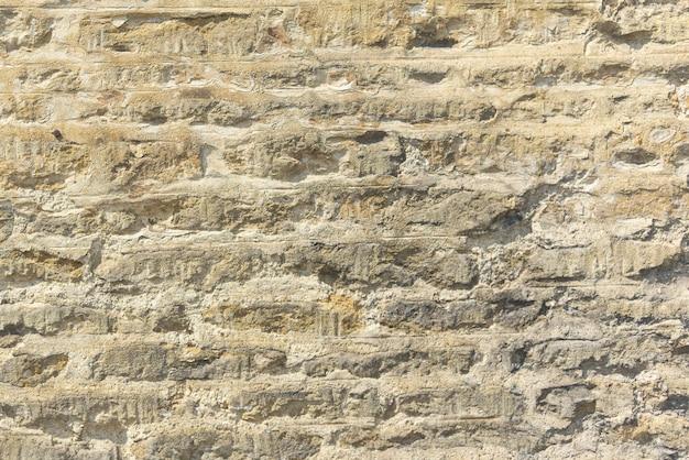 Mur texturé rugueux