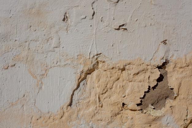 Mur de texture a subi une