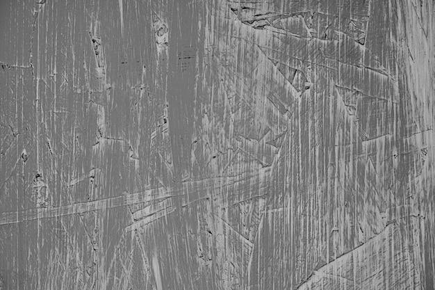 Mur vintage peint en noir et blanc