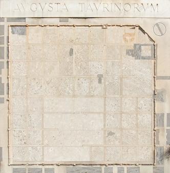 Muraille romaine, turin