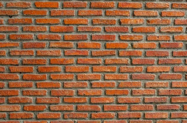 Les murs de briques rayés sont utilisés comme arrière-plan.