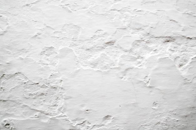 Murs à la chaux blanchie à la chaux