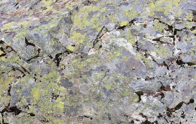 Murs de texture de roche volcanique noire