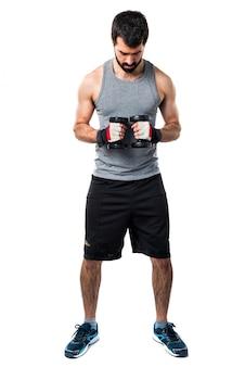 Musculation musculaire santé barillet hispanique