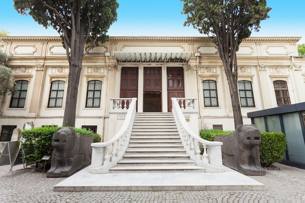 Musée d'archéologie d'istanbul