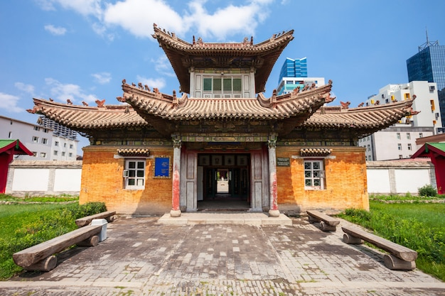 Musée du temple de choijin lama