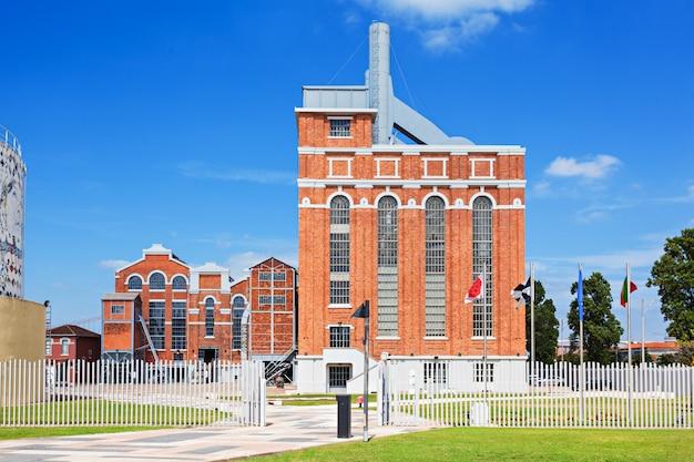 Le musée de l'électricité