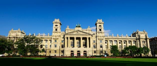 Musée d'ethnographie de budapest
