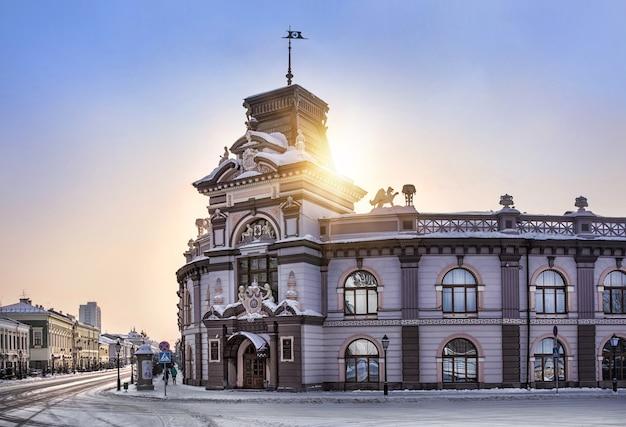 Musée national du tatarstan à kazan
