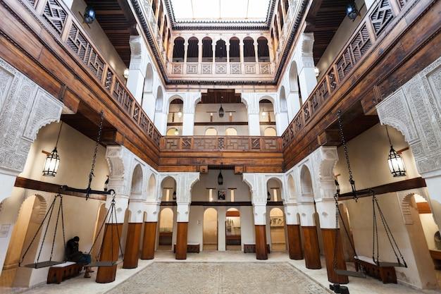 Musée nejjarine, fès