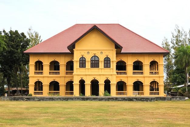 Musée d'udonthani en thaïlande.