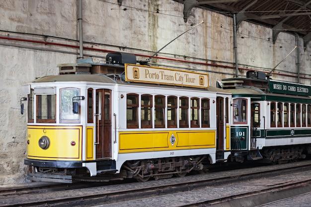 Museu Do Carro Electrico Photo Premium