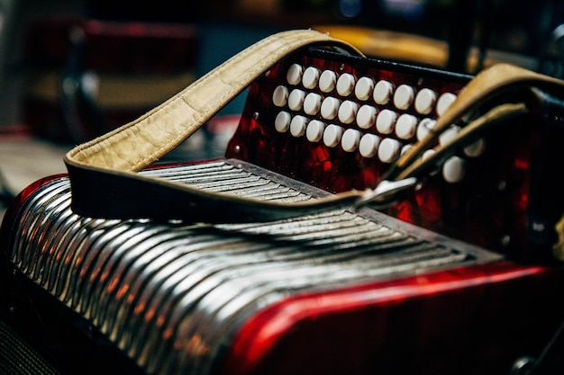 Musique acordeón