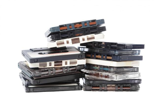 Musique cassette audio