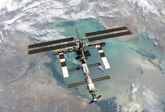 Nasa station spatiale internationale