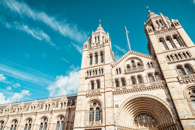 Natural history museum of london, royaume-uni
