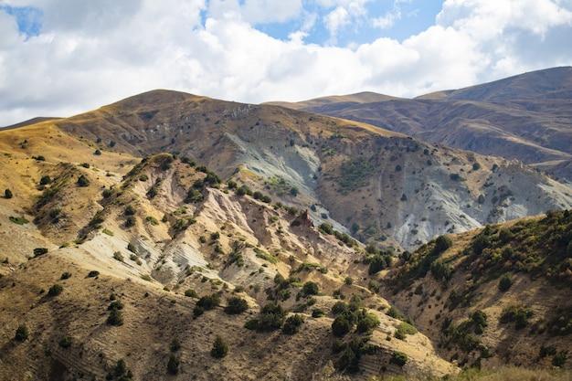 Nature arménienne fascinante à syunik