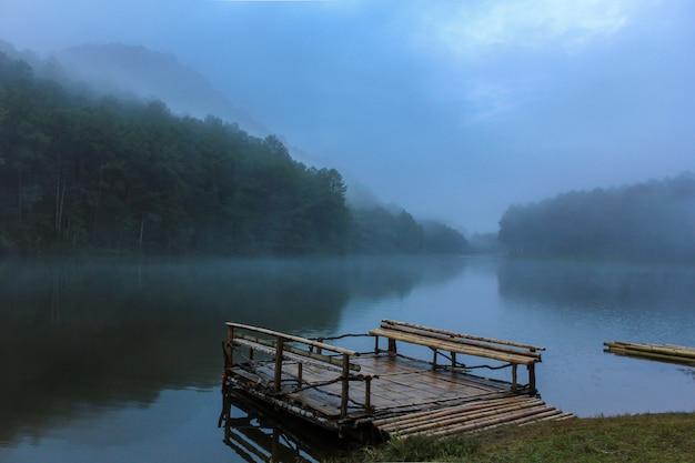 La nature du lac