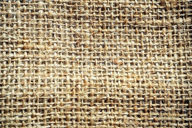 Nature fibre tissée pour toile close up background