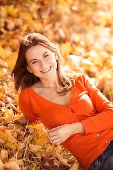 Nature relax extérieur nice girl