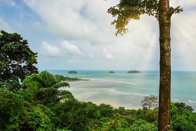 Naturellement belle vue sur la mer koh chang