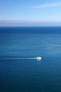 Navire au transport maritime