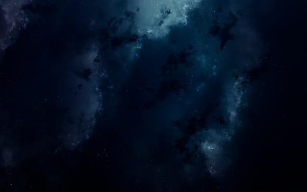 Nébuleuse dans l'espace