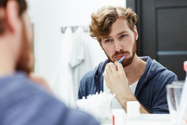Nettoyage des dents