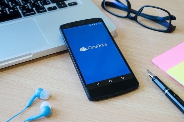 Nexus bring communiquer nuage de votre google