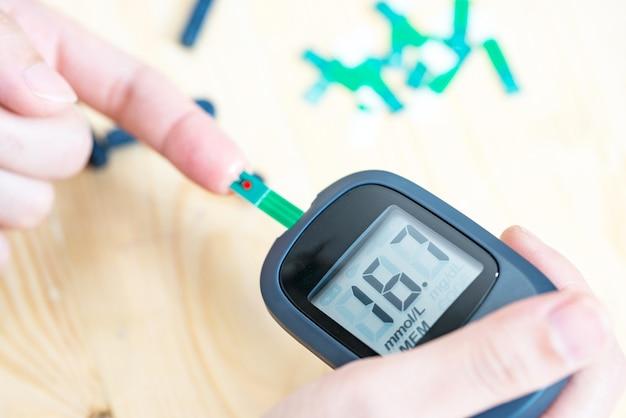 Les niveaux de glucose sanguin