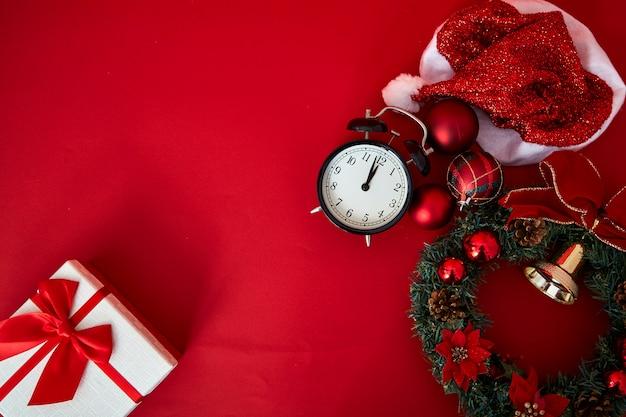 Noël, nouvel an 2019 en arrière-plan