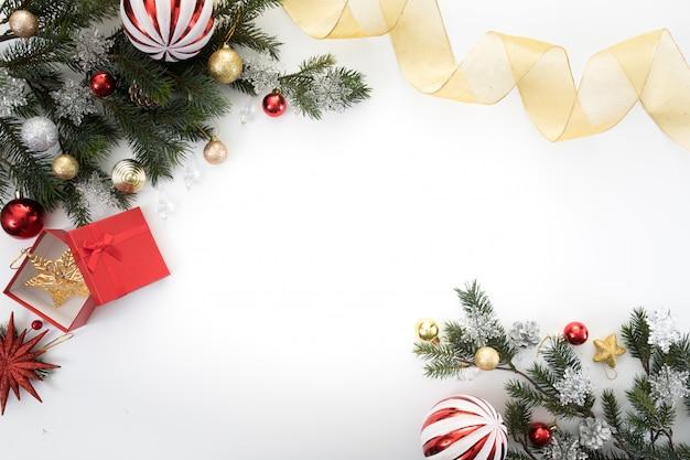 Noël nouvel an copie espace fond célébrer le temps de heureux