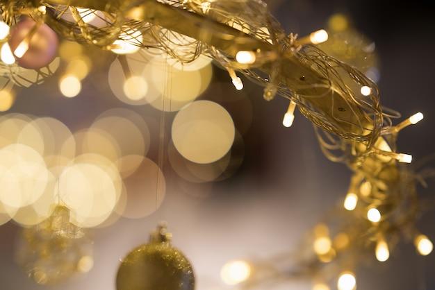 Noël or lumière