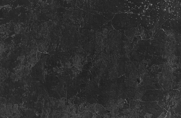Noir mur en stuc teinté