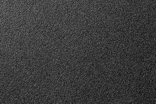Noir texture de la route