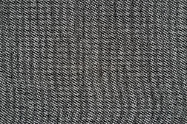 Noir texture de tissu
