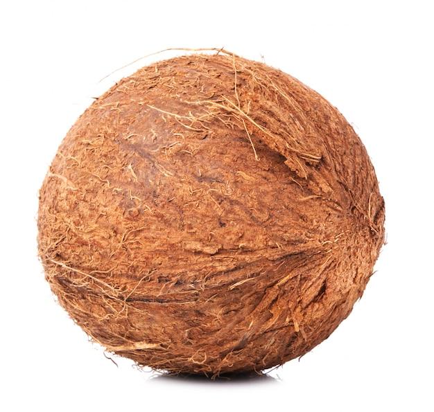 Noix de coco sur la table