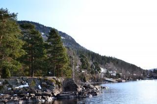 Norvège pierre