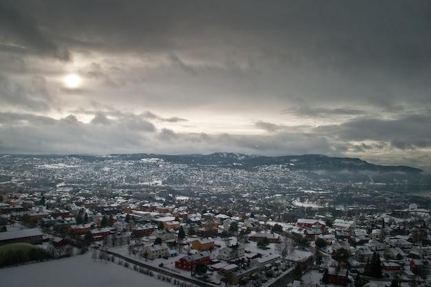 Norvège trondheim europe
