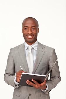 Notes d'écriture d'affaires auto-entrepreneur