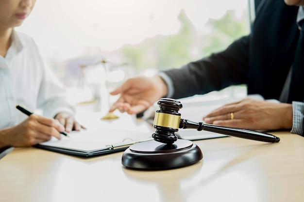 Notions de droit et services juridiques