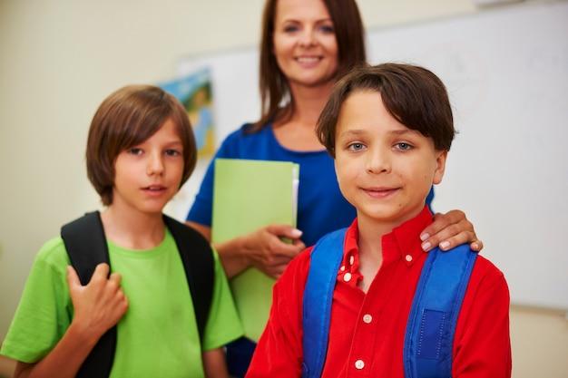 Avec notre formation des enseignants, rien de difficile