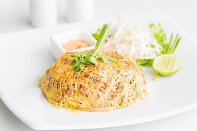 Nouilles pad thaï